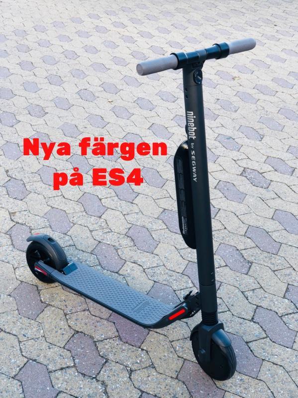 ES4 Ninebot by Segway KickScooter