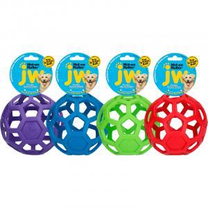 JW Hol-ee Roller  kumiverkkopallo