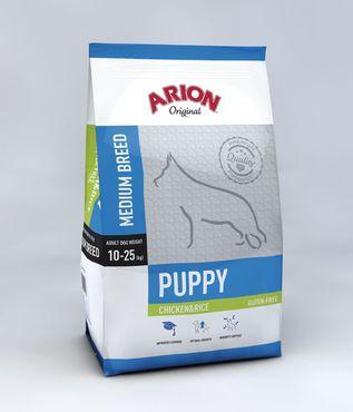 Arion Puppy Medium Kana&Riisi