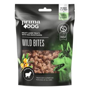 PrimaDog Wild Bites Lammas&Tyrni, 100g