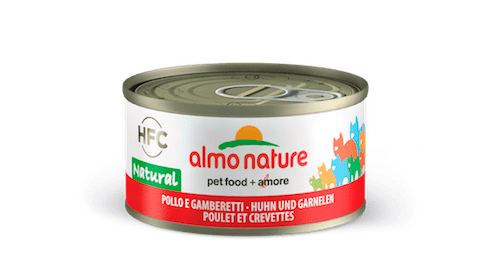 Almo Nature HFC Kana katkarapu 70g