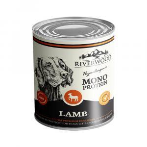 Riverwood Mono Protein Lammas, 400g säilyke