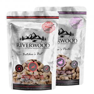 Riverwood Rapeat  viljattomat makupalat, 200g