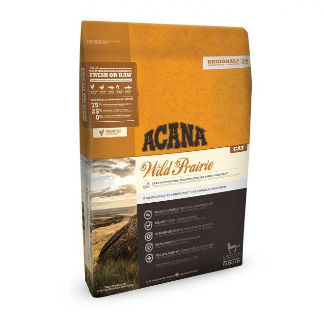 Acana Cat Regionals Wild Praire