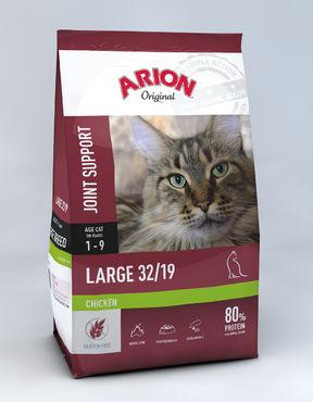 Arion Original kissa Adult Large Breed 32/19 2kg