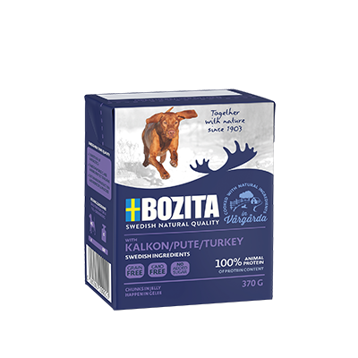 Bozita Natur koirille 370g