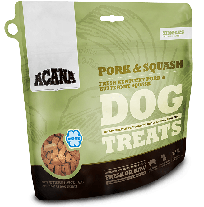 Acana Dog Yorkshire Pork makupala 35g