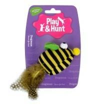 Play & Hunt Raitahiiri kissanmintulla