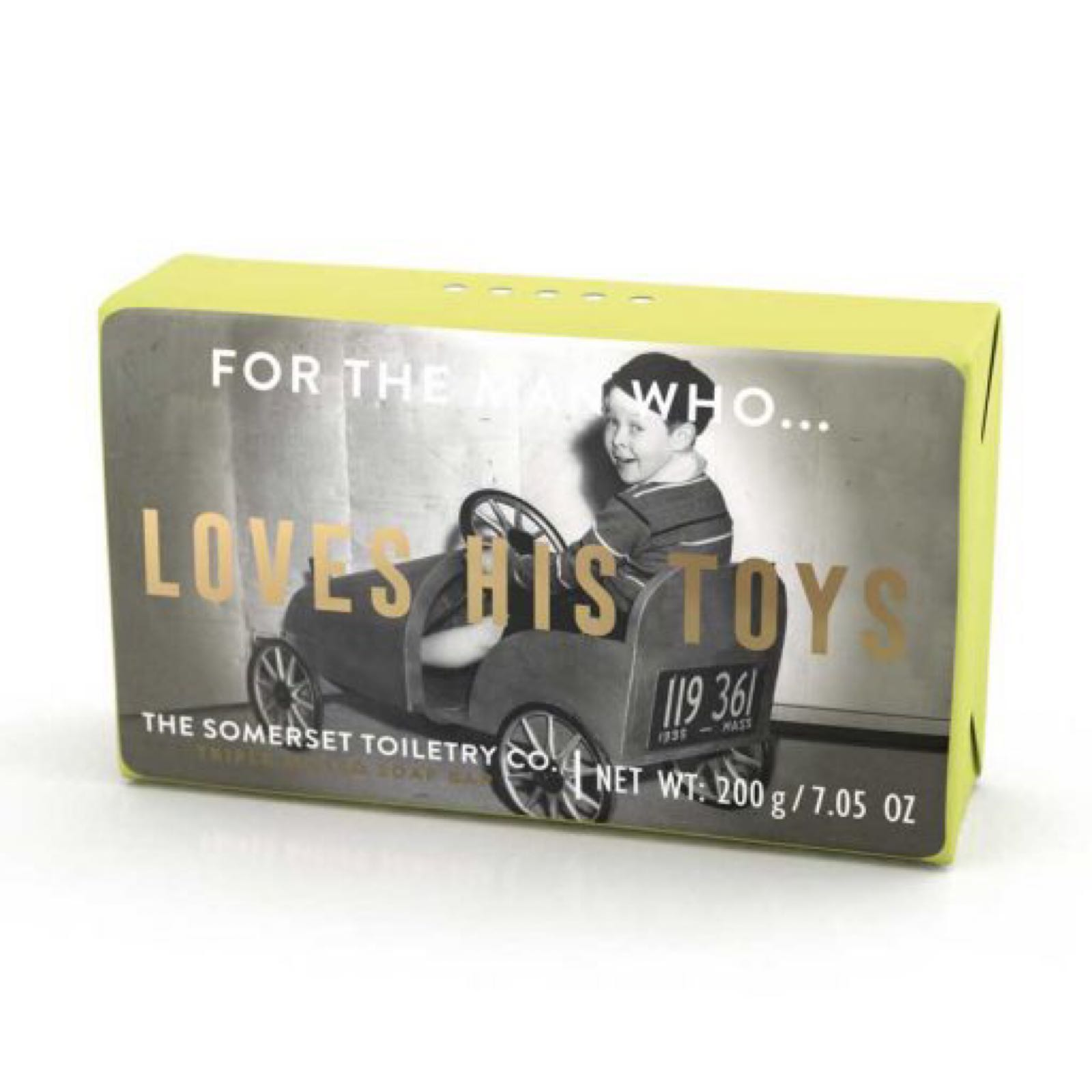 Loves Toys Soap