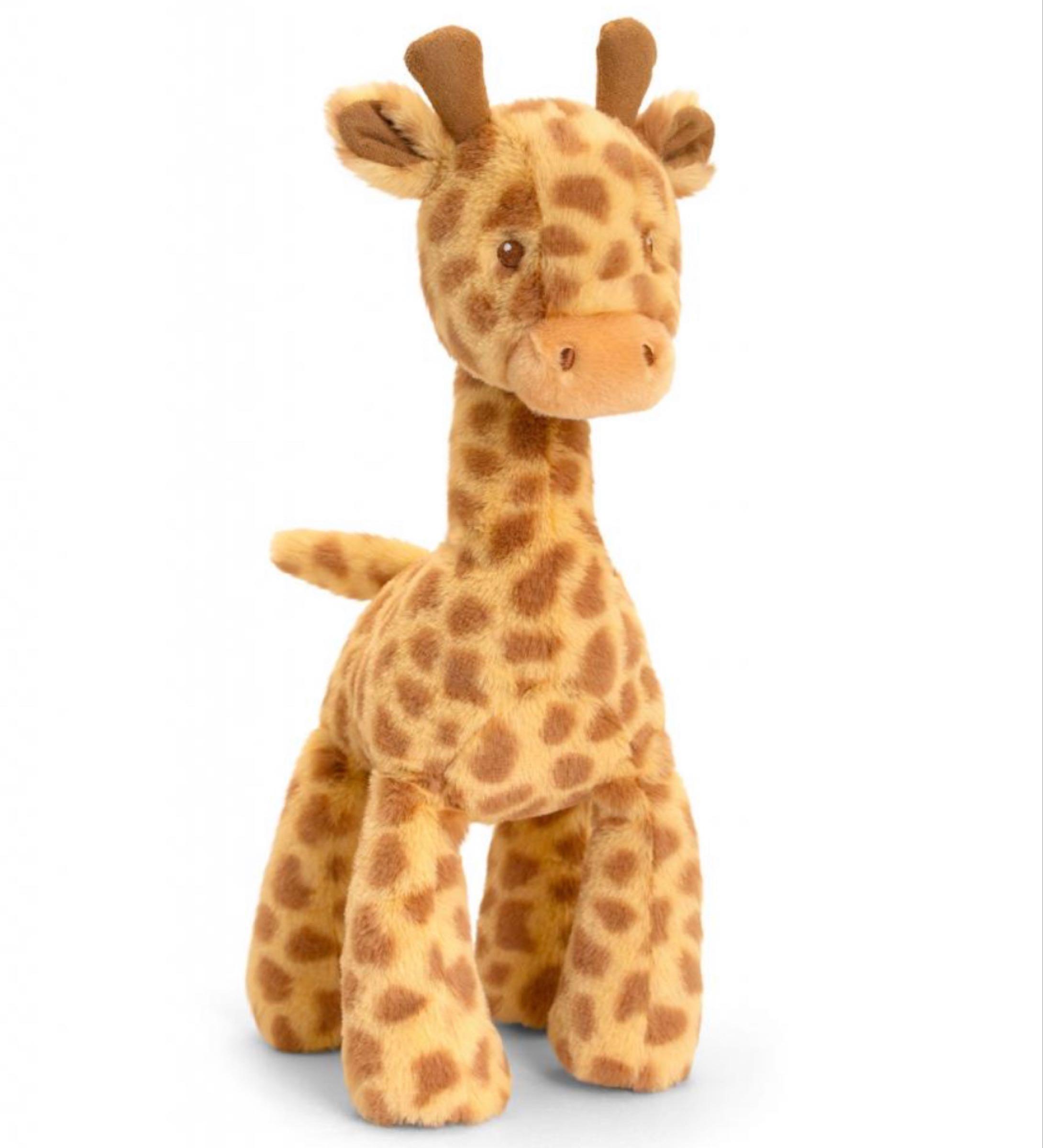 28cm Eco Giraffe