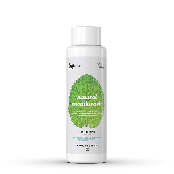 Humble natural mouthwash Fresh mint