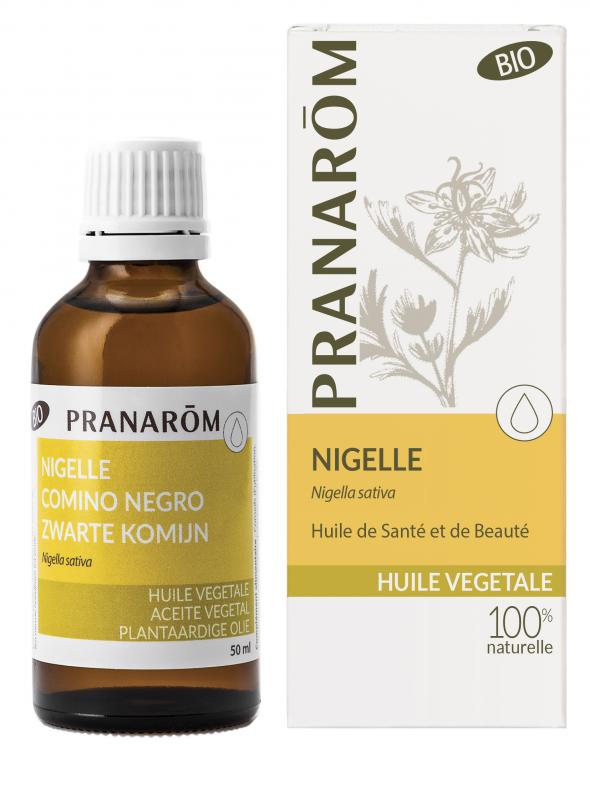 Pranarôm Black Cumin vegetable Oil (Nigella sativa) 50 ml 4536