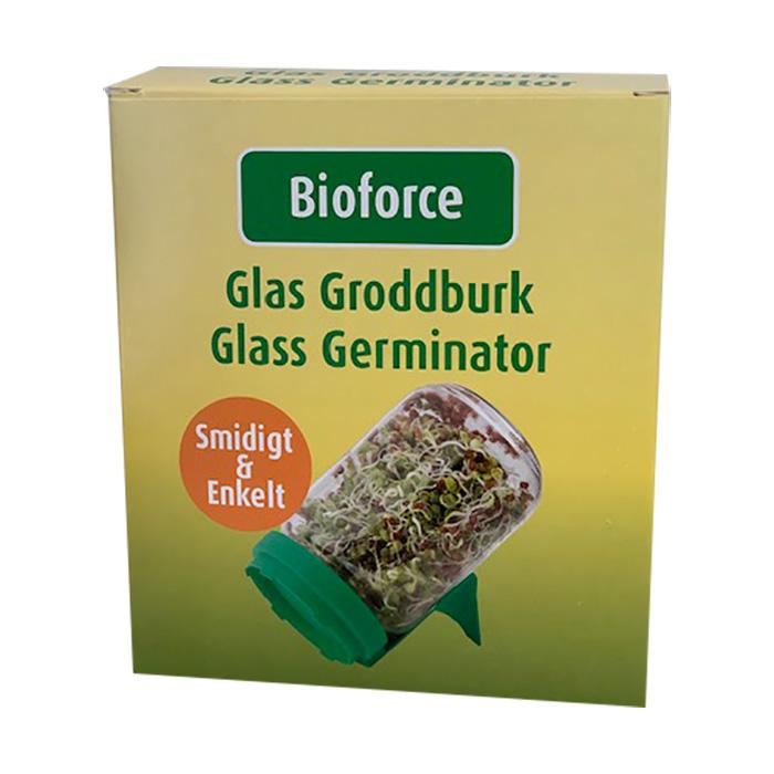 Biosnacky Groddburk Lutande
