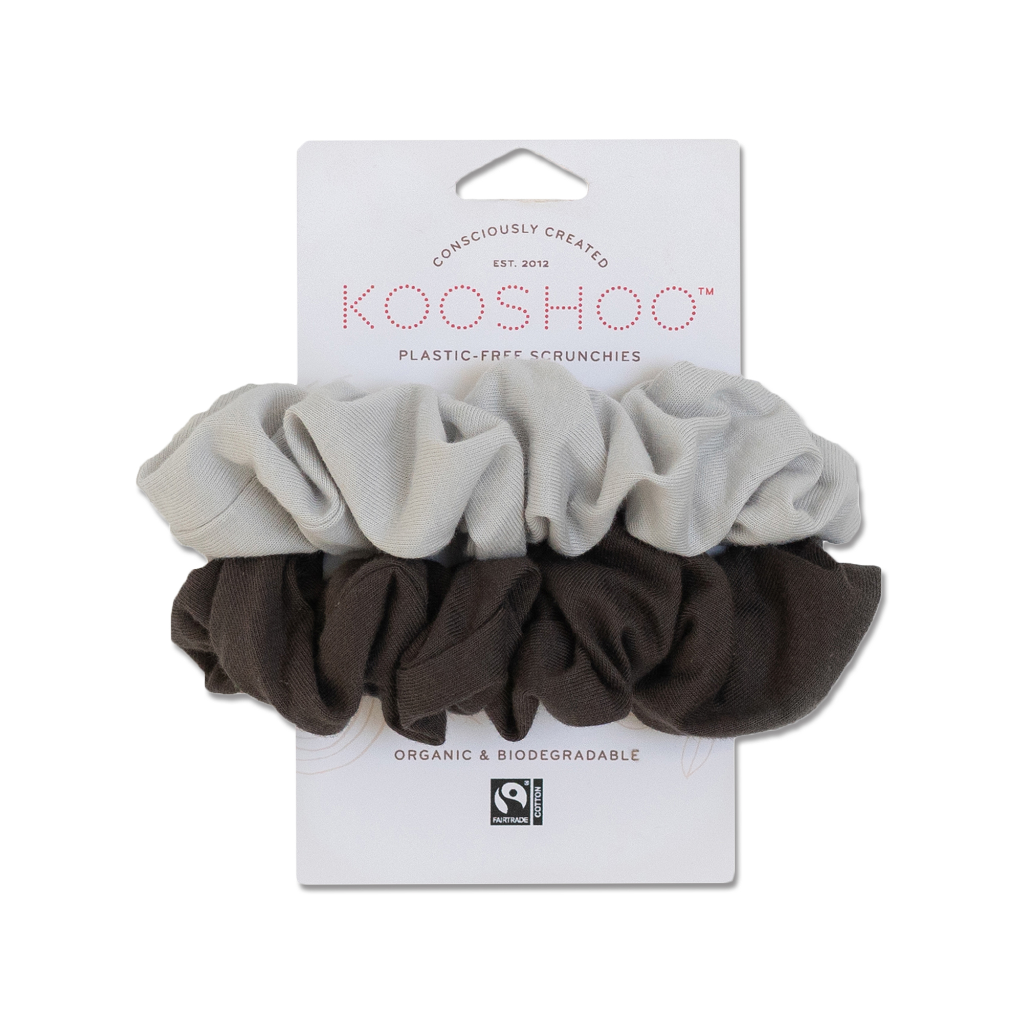 Kooshoo scrunchies moon shadow 4536