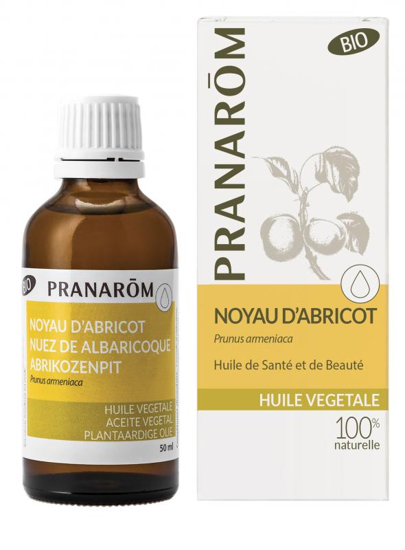 Pranarôm Apricot Kernel Nut vegetable Oil (Prunus armeniaca) 50 ml 4536