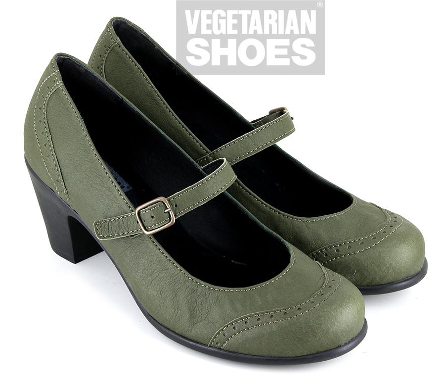 Lucy Shoe (Olive) Vår-REA. 50% rabatt! ord. pris 769kr