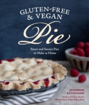 Glutenfree & vegan pie