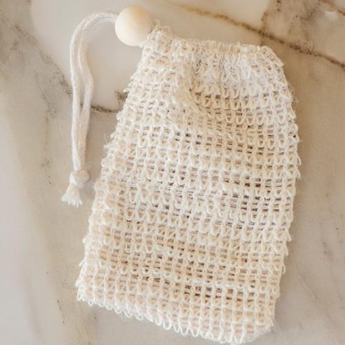 Agave Woven Soap Bag - Exfoliating Scrubber Tvålpåse