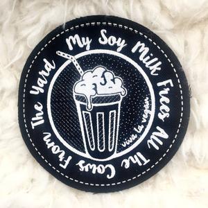 Tygmärke: My soy milk