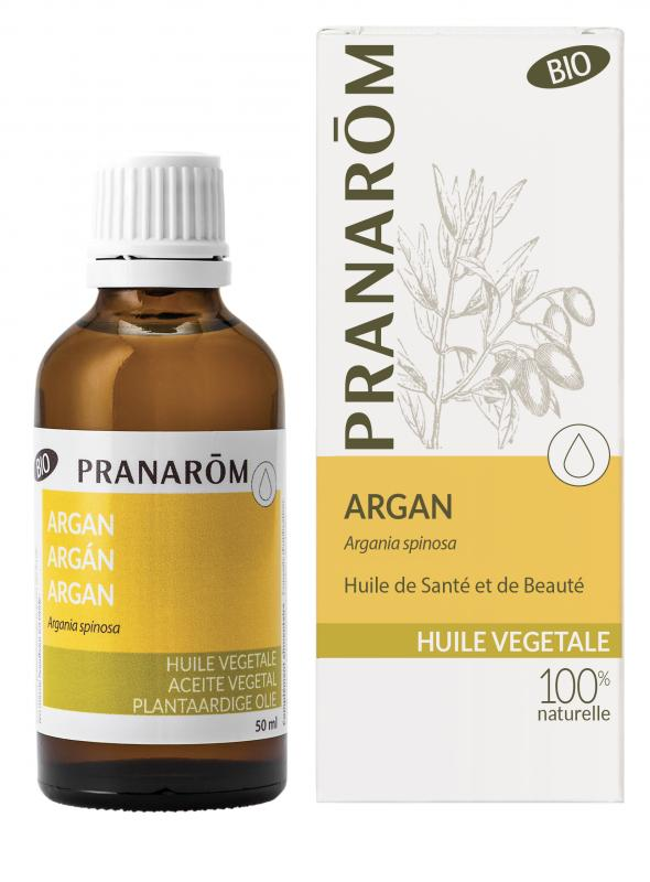 Pranarôm Argan vegetable Oil (Argania spinosa) 50 ml 4536