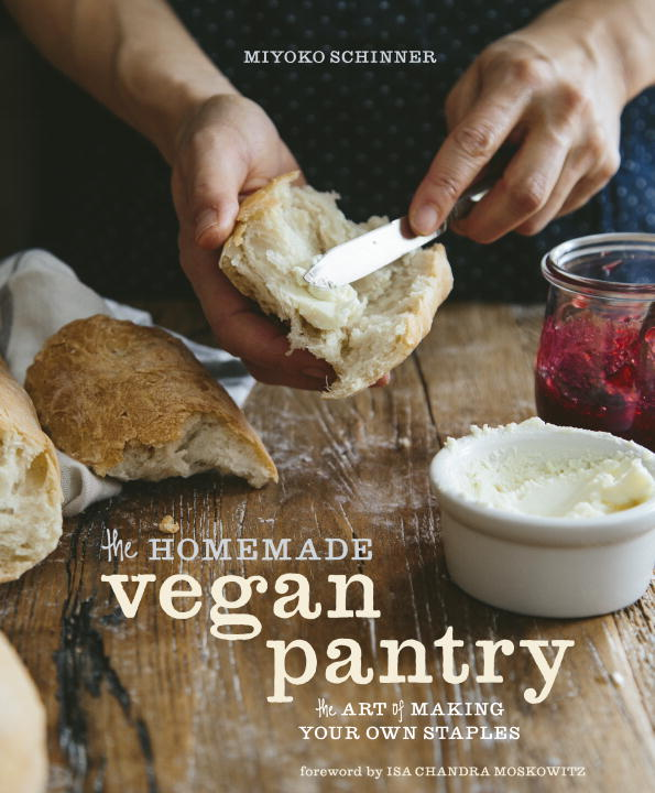 Homemade Vegan Pantry