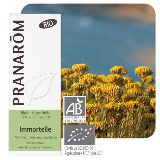 Pranarôm Everlasting essential oil (Helichrysum italicum ssp serotinum) 5 ml 4536