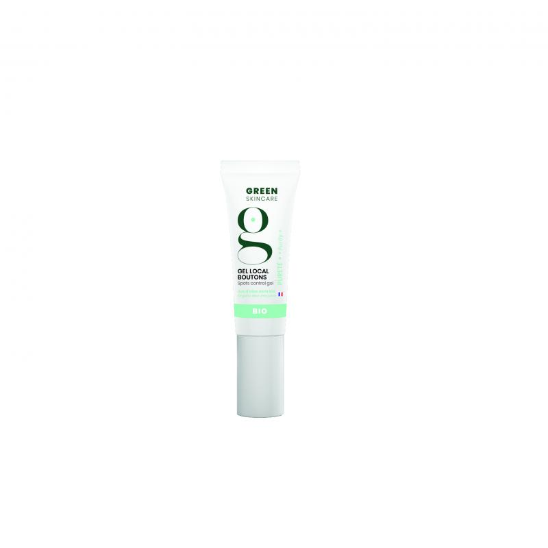Green Skincare Purity+ Spots control gel 8 ml 4536