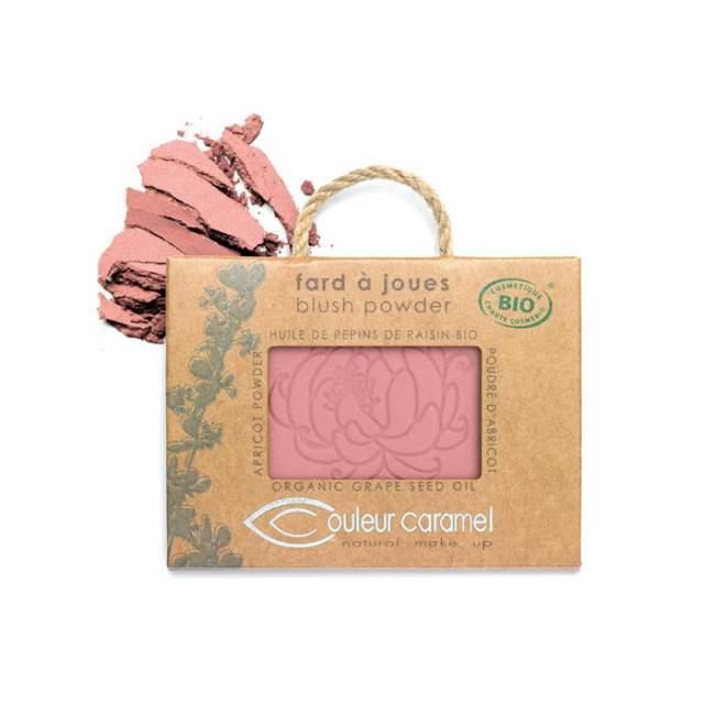 Couleur Caramel Blush powder n°53 Light pink 4536