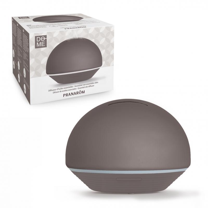 Doftlampa grå Pranarom 4536