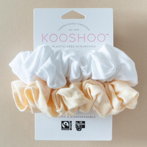 Kooshoo Scrunchie Natural Light 4536