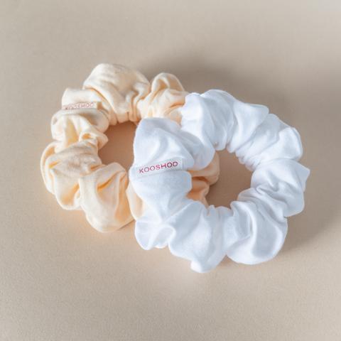 Kooshoo Scrunchie Natural Light 4536