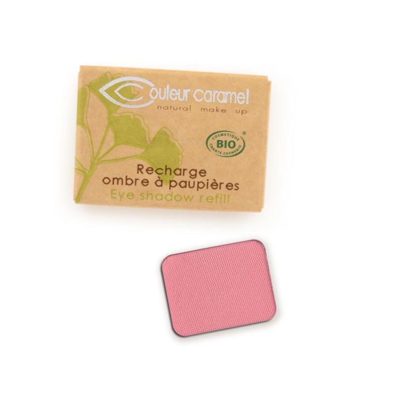 Couleur Caramel Refill Eye shadow n°150 Matt pink flash 4536
