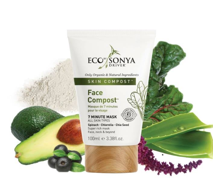 Face Compost Mask 100ml