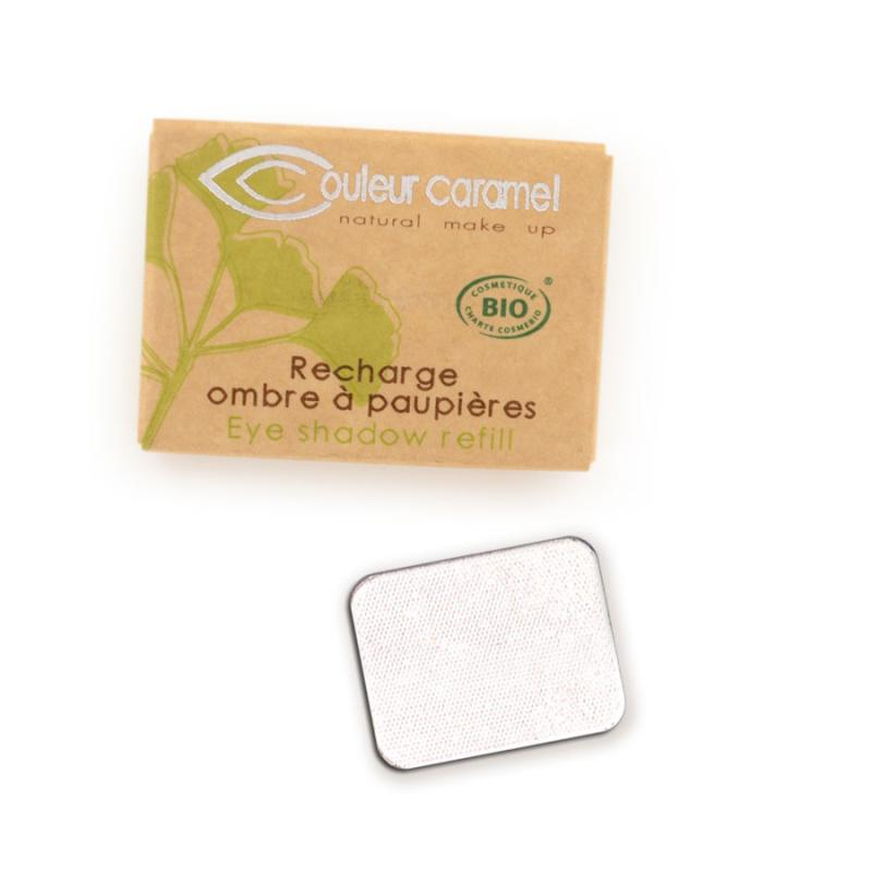 Couleur Caramel Refill Eye shadow n°026 Matt white 4536