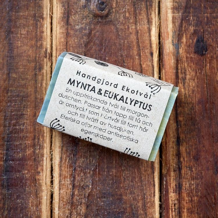 Ekotvål Mynta & Eukalyptus 110g