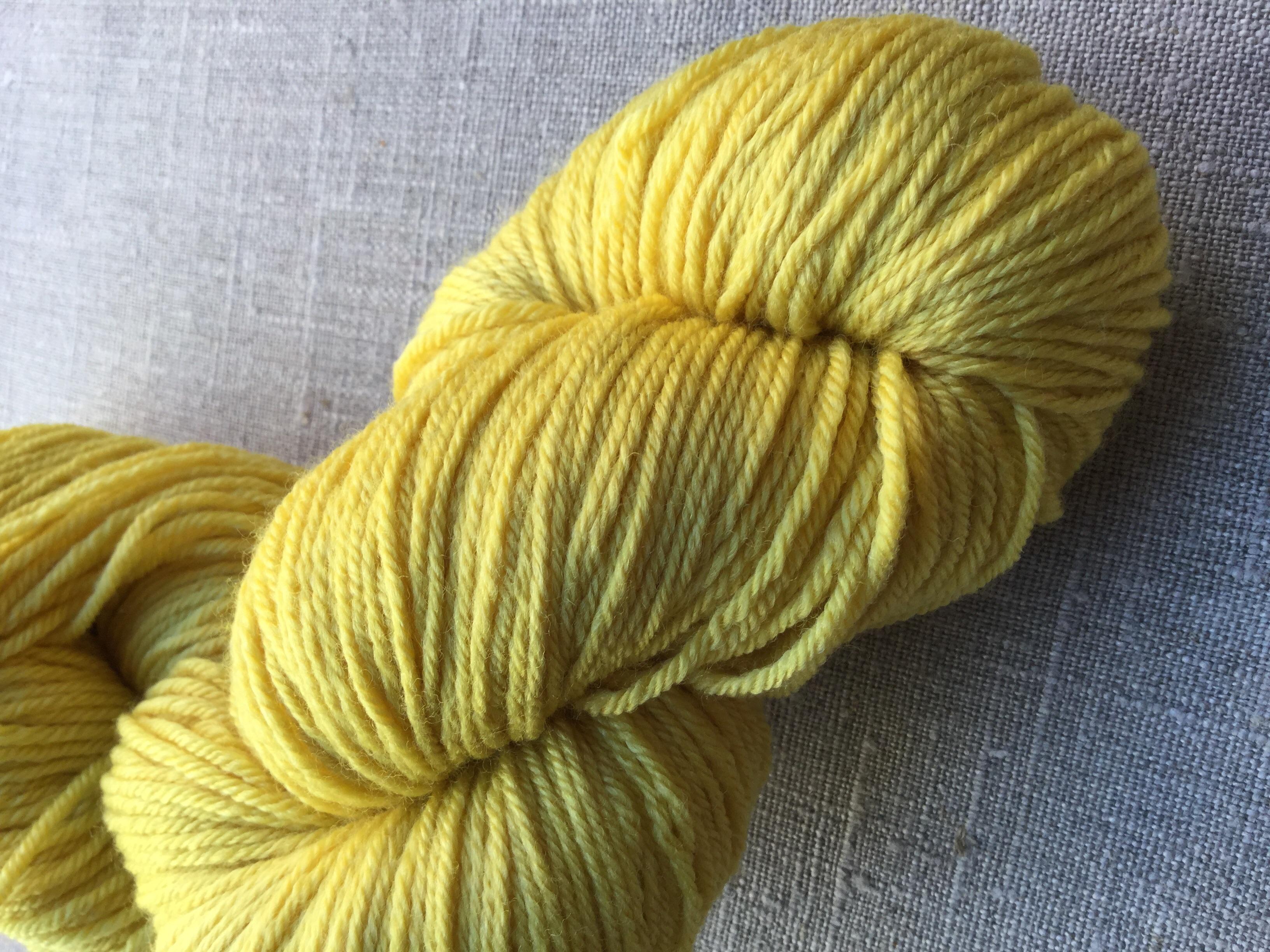 "Soft Silk ""citron"""