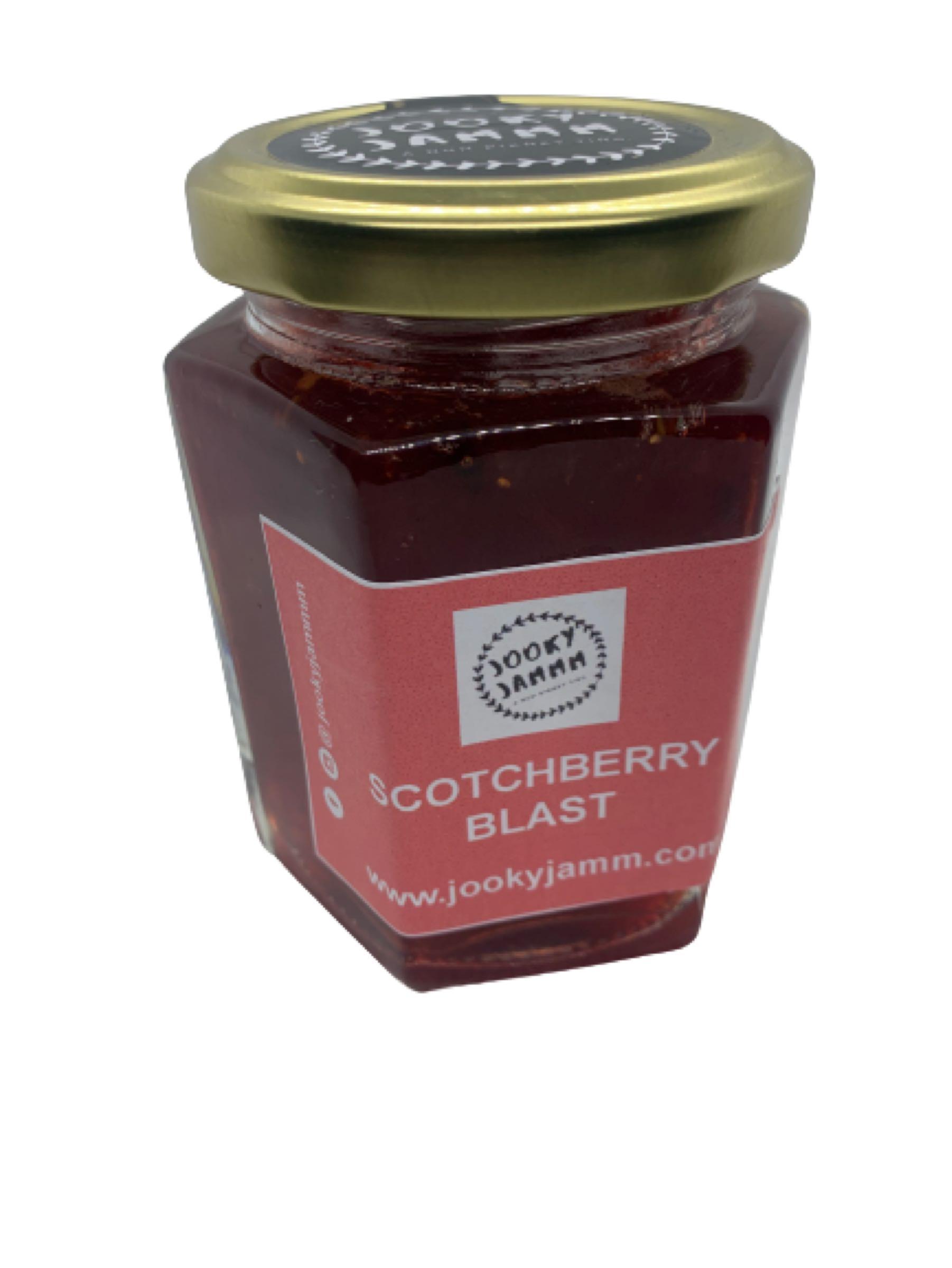 Jooky jammm Scotchberry Blast