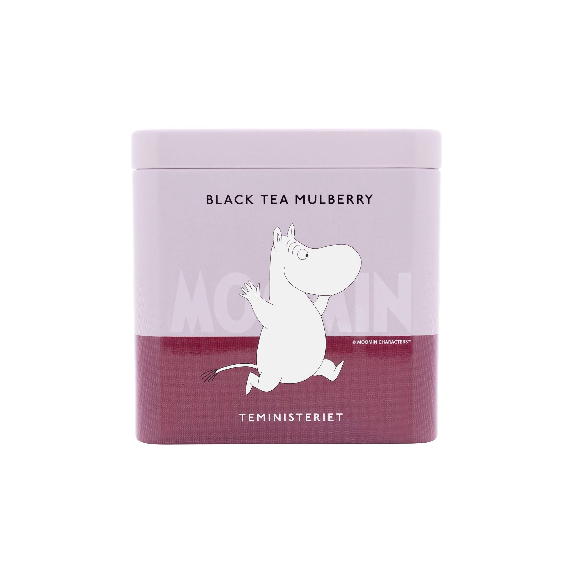 Teministeriet Moomin Te - Black Tea Mulberry