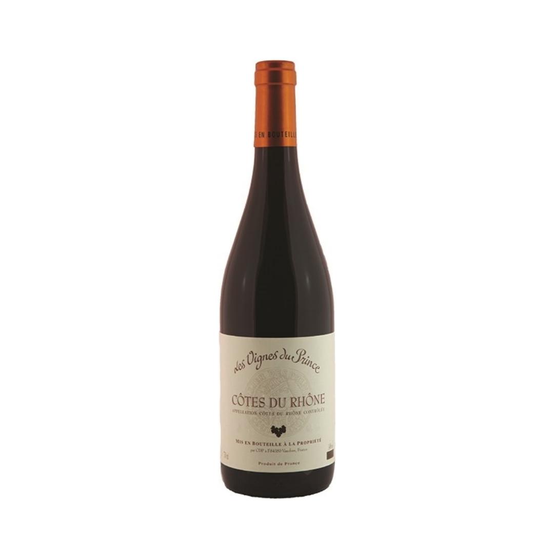Cellier des Princes 'Les Vignes du Prince' Vieilles Vignes, Côtes du Rhône 2018