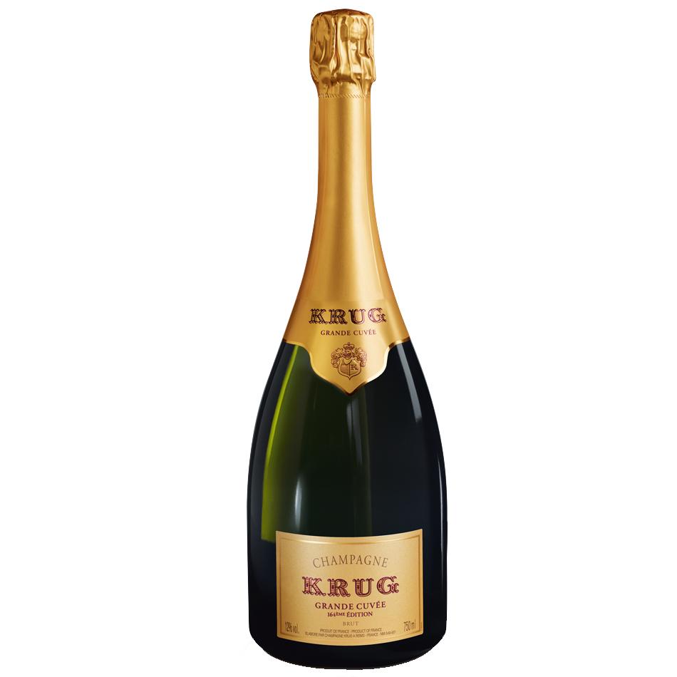 Champagne Krug Grande Cuvée NV Half Bottle