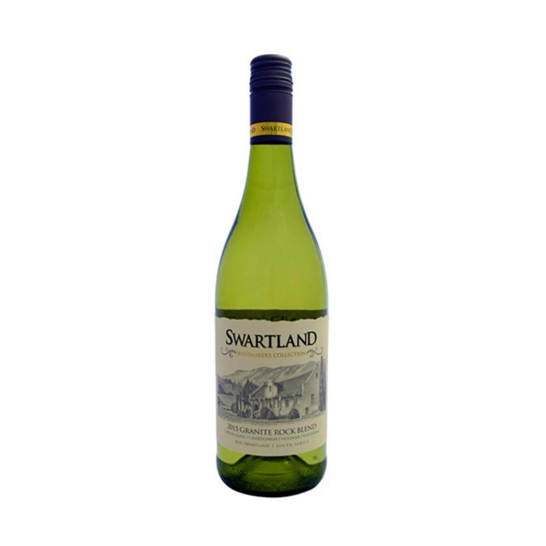 Swartland Winery, 'Winemakers Collection', Granite Rock Blend White, Swartland 2017