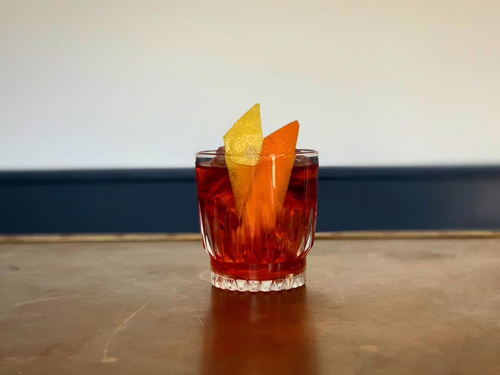 The Crockers Negroni
