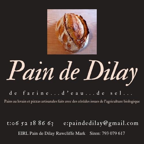 EIRL Pain de Dilay Rawcliffe Mark