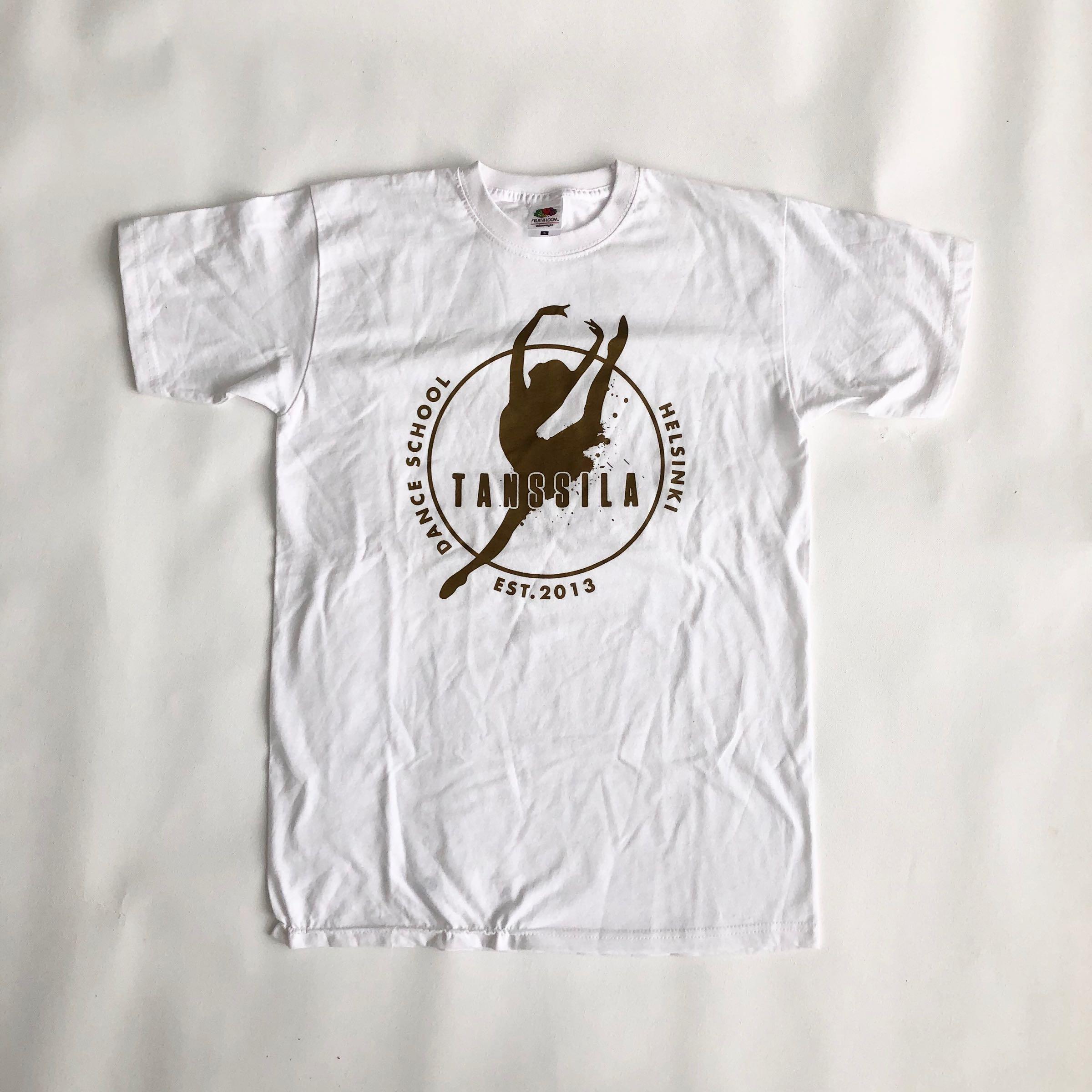 Tanssila, 5v t-paita