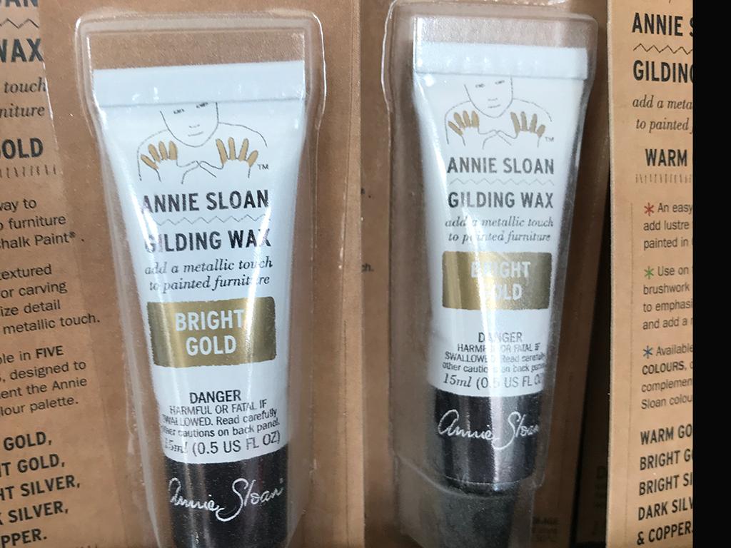 Annie Sloan Metal Wax