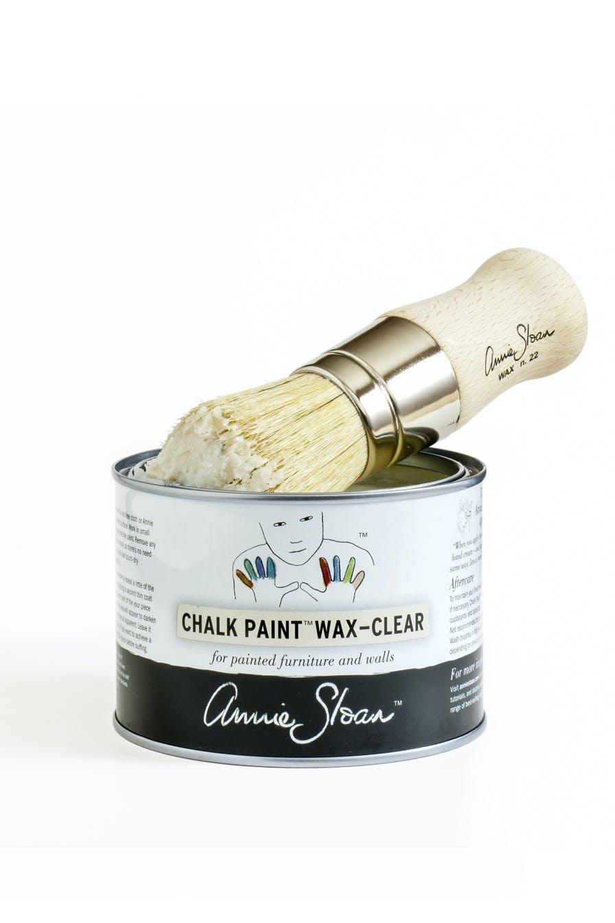 Annie Sloan Clear Wax 120ml