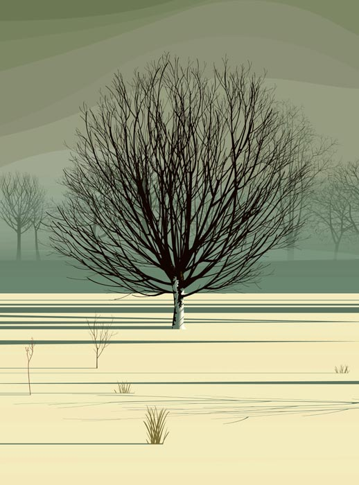 Winter Osier : Dan Crisp