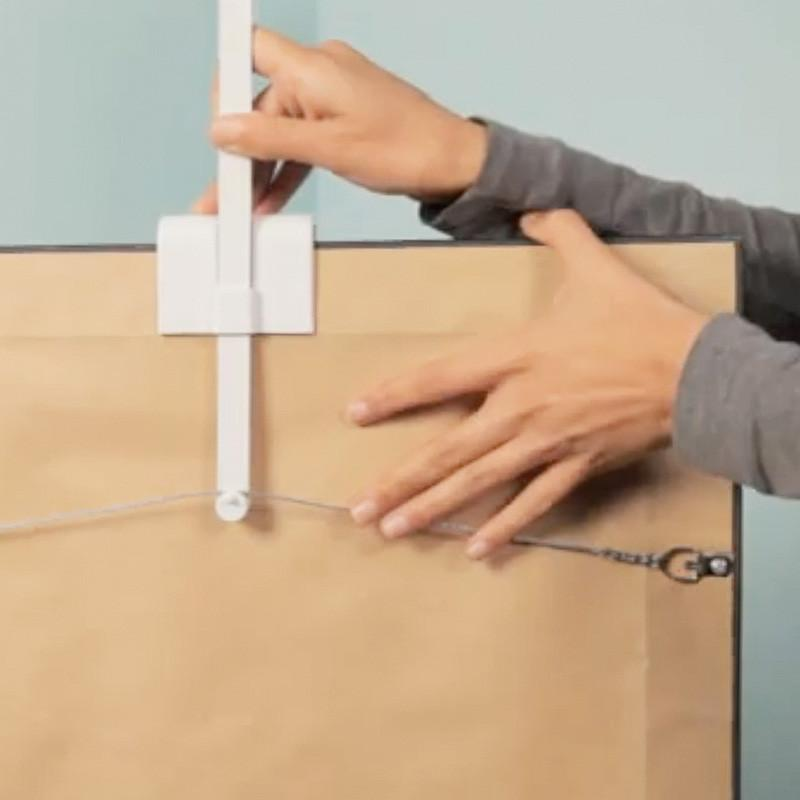 Picture Placer - Makes Hanging Picture Frames In a Row Easy !