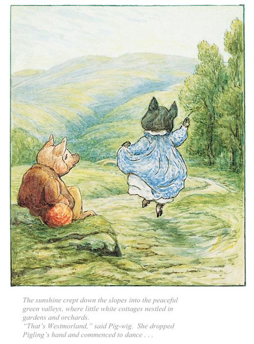Beatrix Potter Collectors Edition Prints