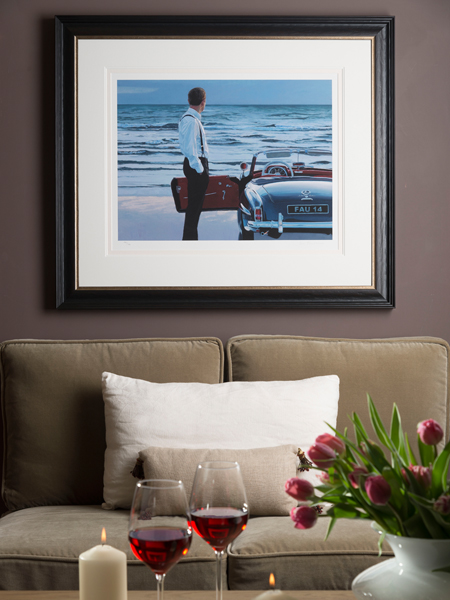 Horizon : Iain Faulkner Limited Edition Giclee Print (Artists' Proof)